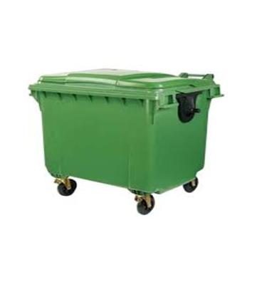 1100 litre wheeled bin